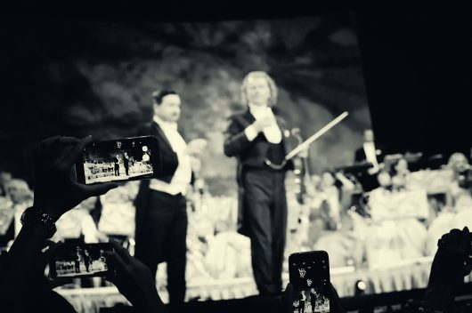 Andre Rieu live in Sofia