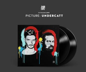 Undercatt - Picture LP