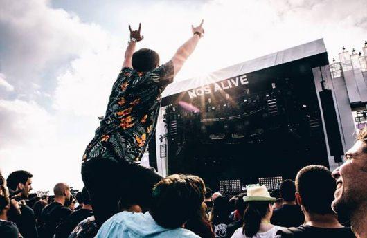 NOS Alive 2019 Contemporary Bohemians