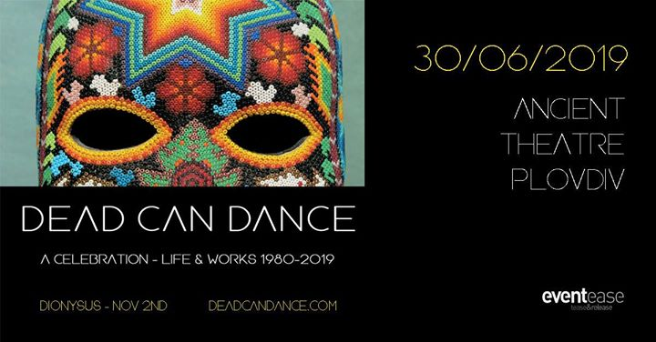 Dead Can Dance - Live at Ancient Theatre Plovdiv Contemporary Bohemians