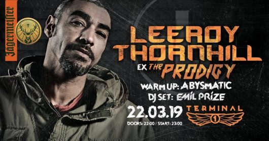 eeroy Thornhill (ex Prodigy) at Club Terminal 1 - 22 March 2019