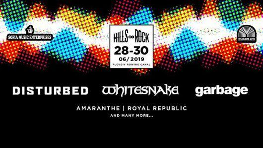 Hills of Rock 2019