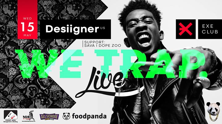 Desiigner Live at EXE CLUB