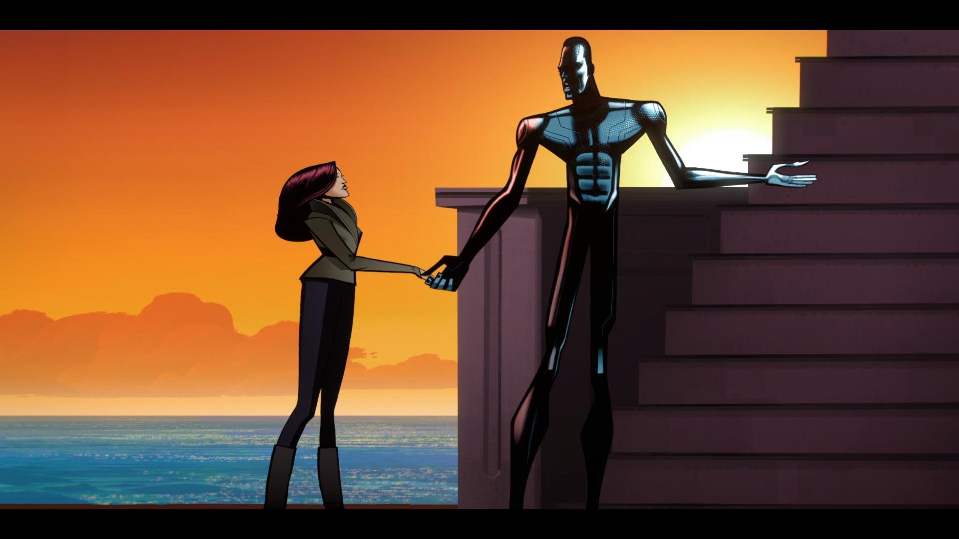 Zima-Blue-Love,Death-&-Robots_meeting Contemporary Bohemians