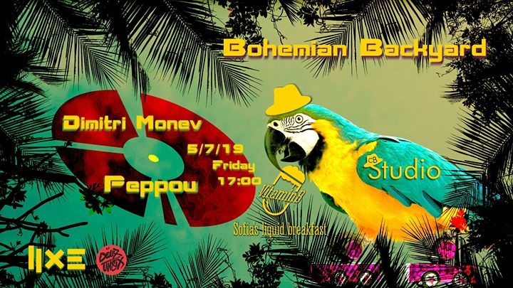 CB Studio - Bohemian Backyard - Dimitri Monev|Peppou